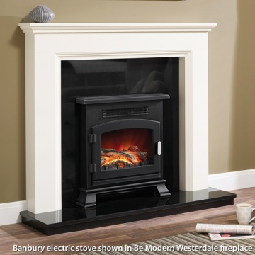 Be Modern Banbury Electric Stove Flames Co Uk